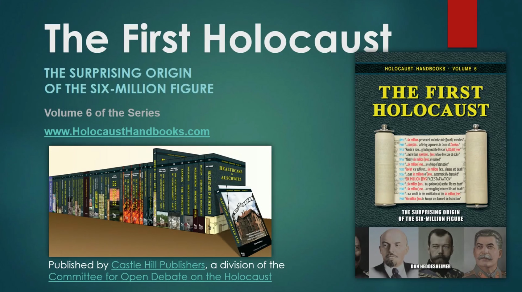 debating the holocaust