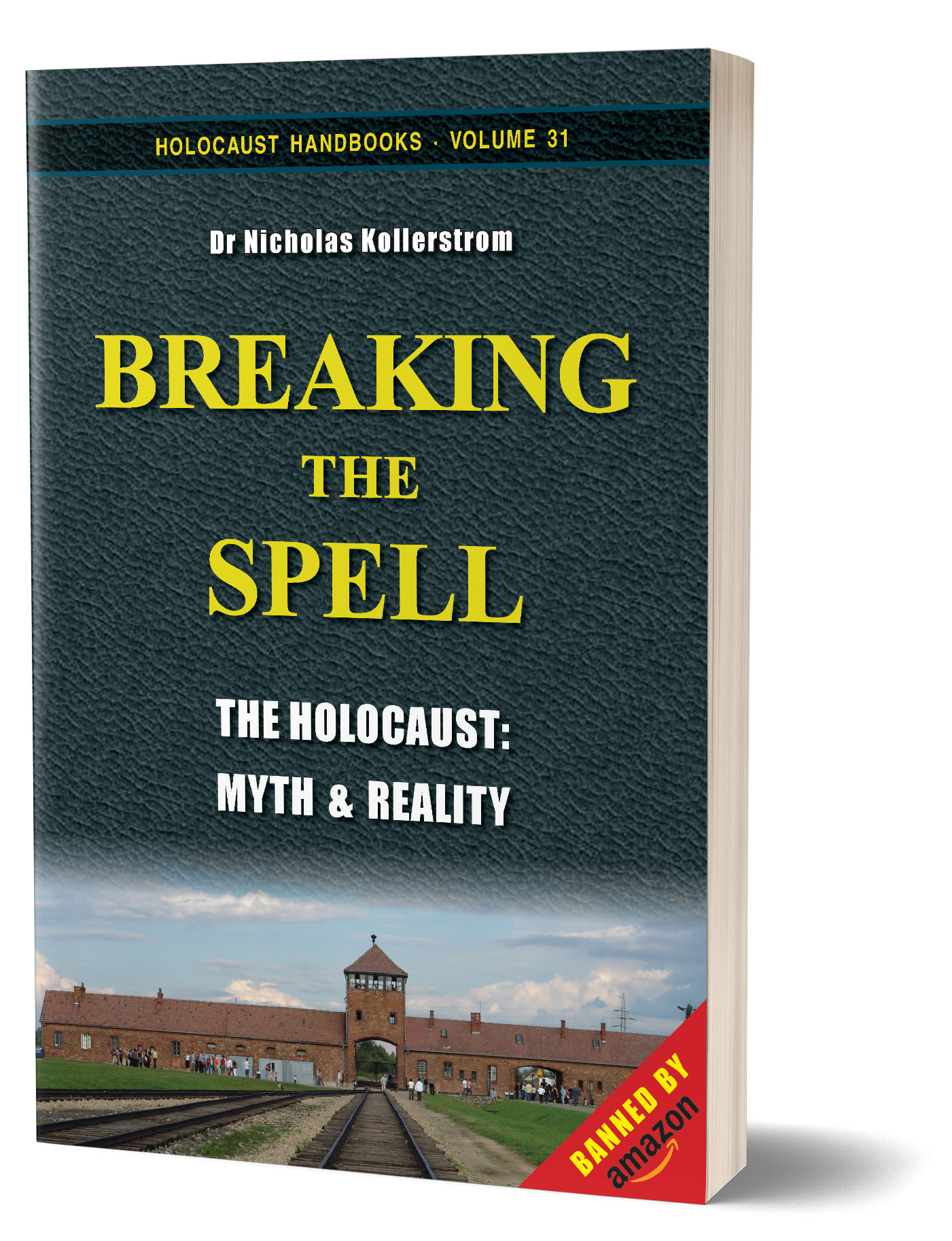 Image result for holocaust hoax books breaking the spell